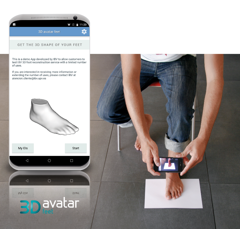 3d Scanner App >> 3d Scanning From The Smartphone Antropometria